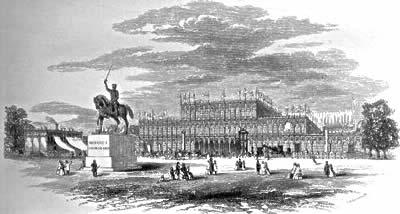 における 世界 の 一体化 1851 年