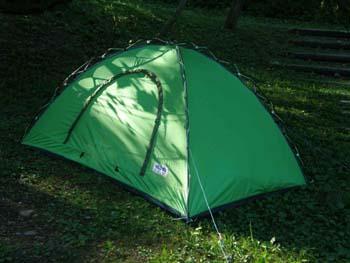 石川県 南竜ヶ馬場キャンプ場 の写真g2253