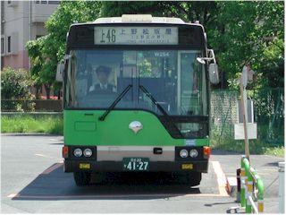都営バス 南千住汐入