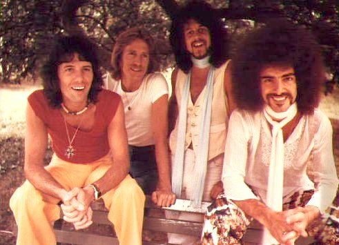 Journey's History -Member LineUp (Photo)-