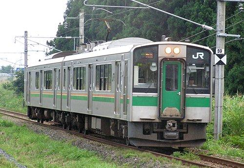 701系 (山形線)